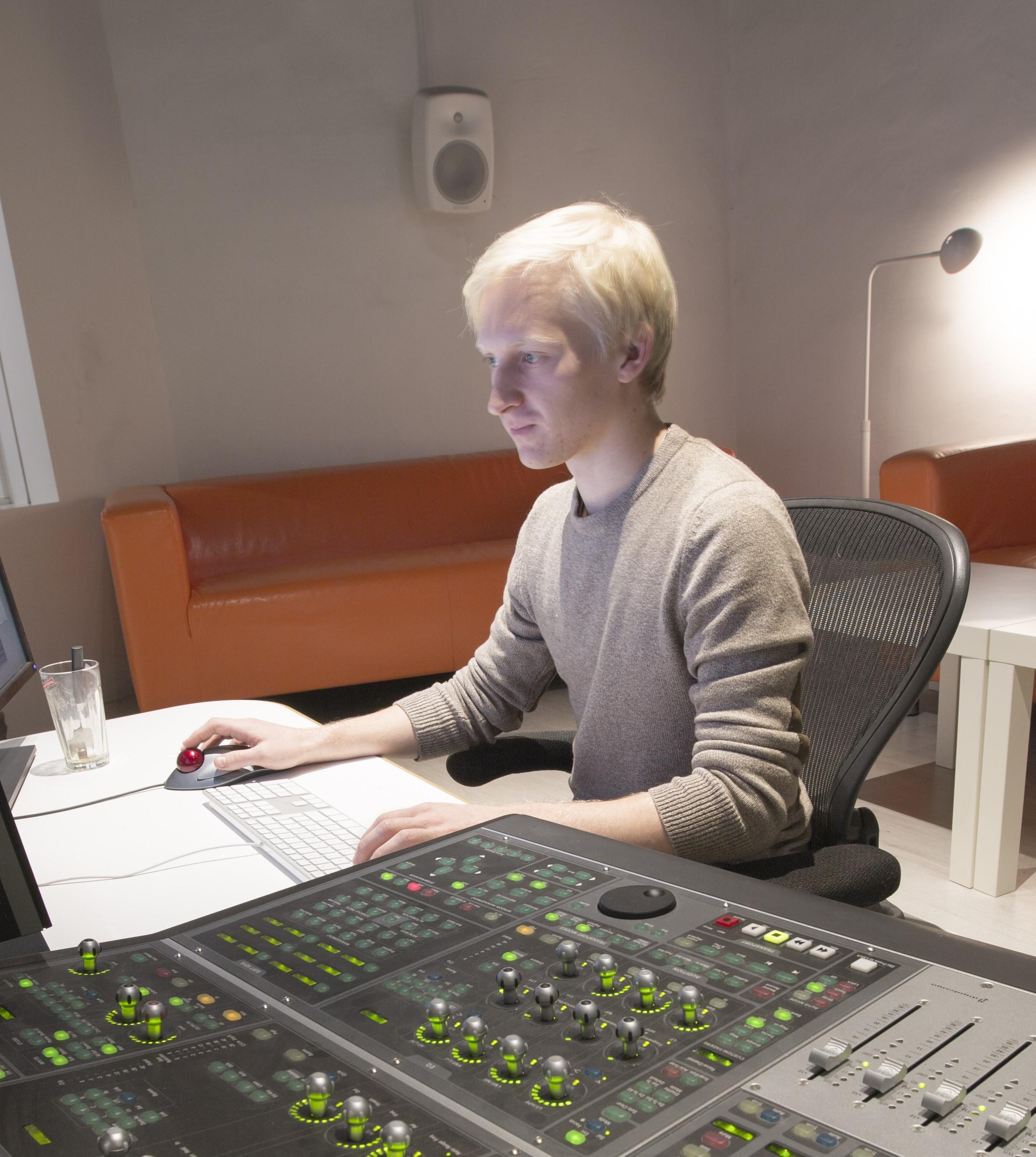 Johan Pettersson Ljud
